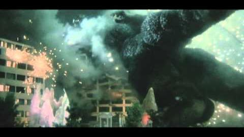 Godzilla 50 Years of Destruction