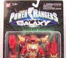 Conquering Armor Power Rangers