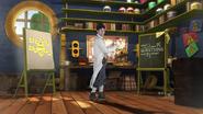 Mr Baffled in His Schoolhouse (The Go!Go!Go! Show, Nick Jr.)