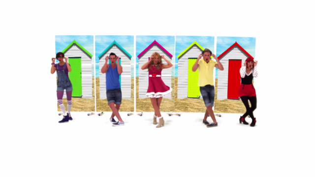 File:Characters with Beach Houses in Blue Sky Sunshine Day (The Go!Go!Go! Show, Nick Jr.).png