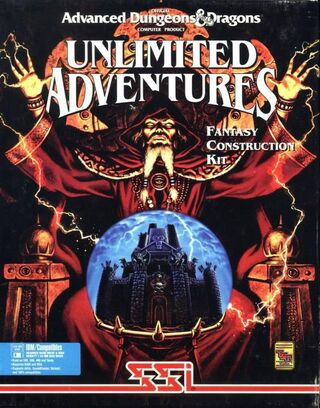 Unlimited Adventures cover