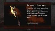 GABR Incomplete Golden Axe