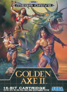 Golden Axe II (EU)