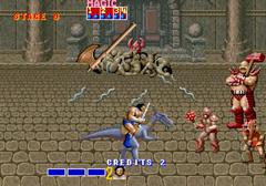 Arcade Throne Room