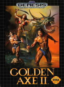 Golden Axe II (US)