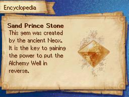 Sand Prince Stone E
