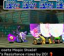 Magic Shell Psynergy series