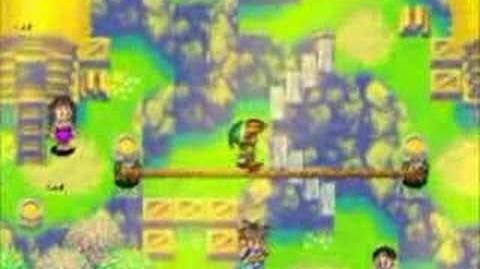 Golden Sun TLA - Link from The Legend of Zelda