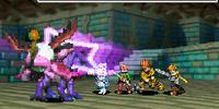 Astral Blast and Thunder Mine