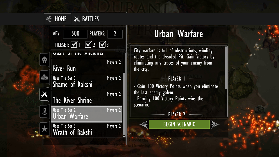 Urban Warfare desc