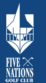 Five Nations Golf Club Logo