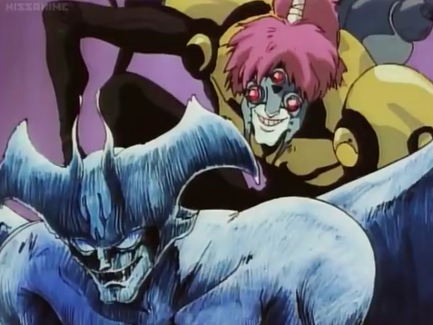 File:Devilman cutey honey cameo ova 1 with peeping spider.png