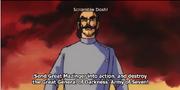 Kenzo Kabuto Mazinger Z vs Gtreat General of Darkness