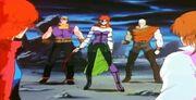 Violence Jack OVA Harlem Bomber wasteland clip
