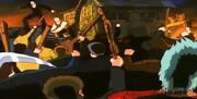 Violence Jack OVA Harlem Bomber Mob clip
