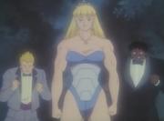 Jun Asuka Anime Blonde