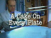 A Cake On Every Plate