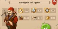 Renegade Sail Ripper