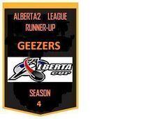GHL Runner Up Banner Season Four