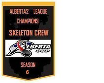 GHL Championship Banner Season Six