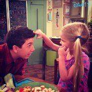 Mia and Bradley