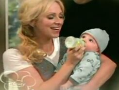 Pj as a baby