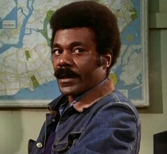 Thalmus Rasulala in Blacula 1972