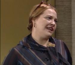 Conchata Ferrell as Miss Johnson