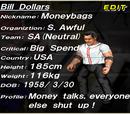 Bill Dollars