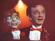 Slappy in bride of the living dummy