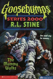 The Mummy Walks