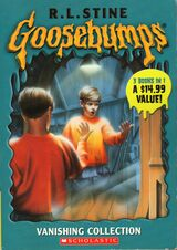 Goosebumps Vanishing Collection