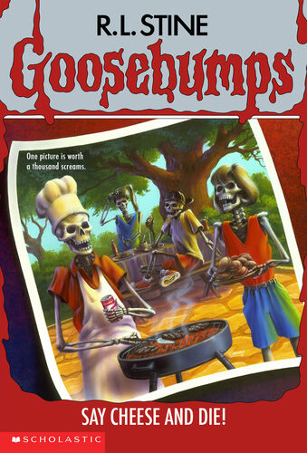 Say Cheese And Die Goosebumps Wiki Fandom Powered By
