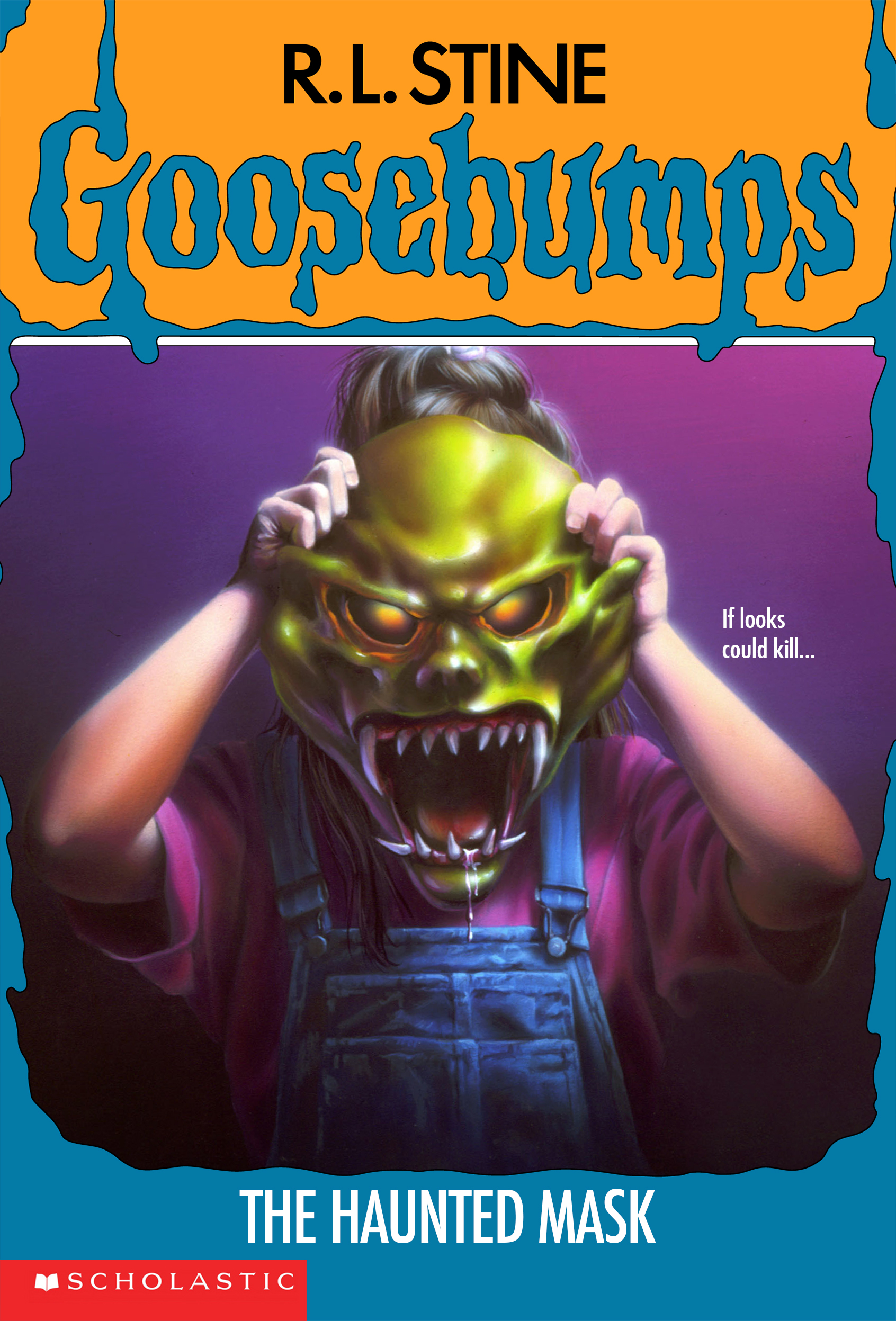 Goosebumps Book Cover Template ~ Category pages that need higher quality images