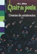 Chair de Poule L'Invasion des Extraterrestres II
