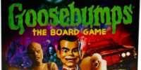 Goosebumps the Board Game