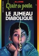 I Am Your Evil Twin - French Cover - Le Jumeau Diabolique (Ver 2)