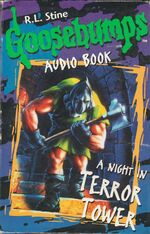 A Night in Terror Tower - Audiobook