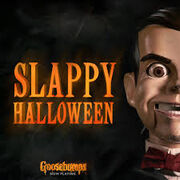 Slappy Halloween