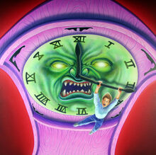 Tick Tock, You're Dead! (Full Art)