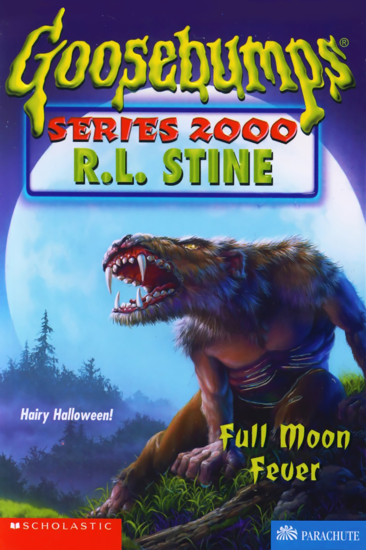 READ ALL GOOSEBUMPS ONLINE AND FREE