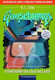 Goosebumps o fantasma da casa ao lado