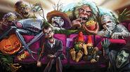 Goosebumps original motion picture soundtrack artwork2