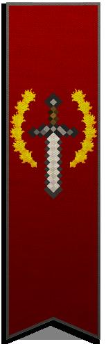 Iron legion flag