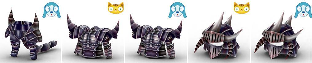 Oriental Scale Armor 2