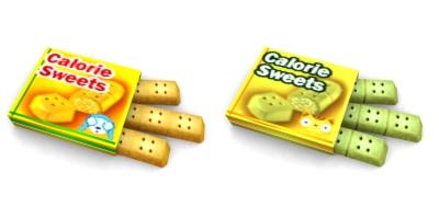 Flavored Health Bars