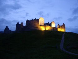 Ruthven Barracks-1