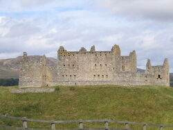 Ruthven Barracks-5