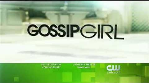 Gossip Girl 5x12 - Father and the Bride Promo