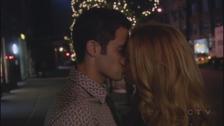 D and S first Kiss